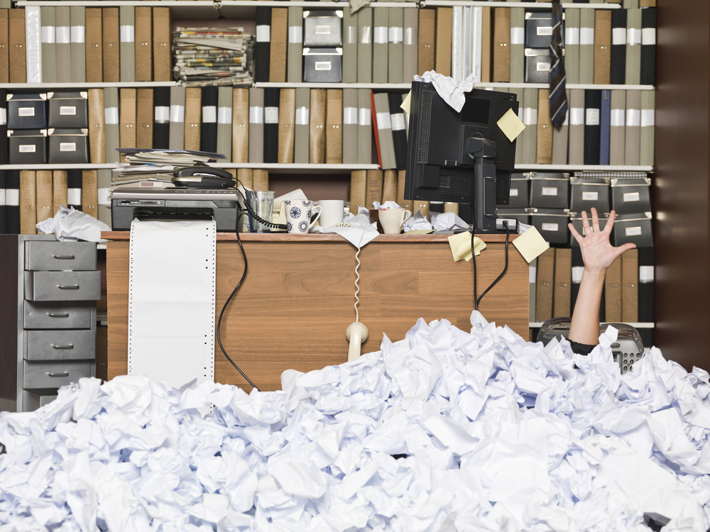 3 Ways to Organize Your Office and Prevent Identity Theft